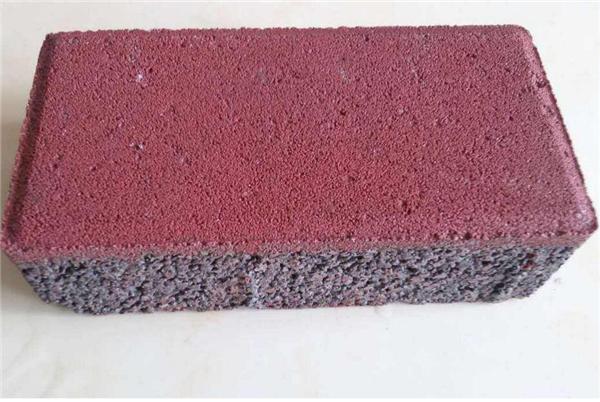透水砖价格是多少 透水砖一平方价格钱