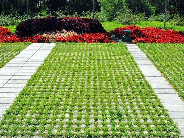 濮阳植草砖
