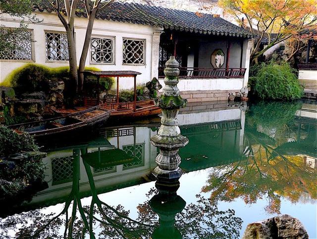 浅谈中国古典园林设计的几大特点与注意事项