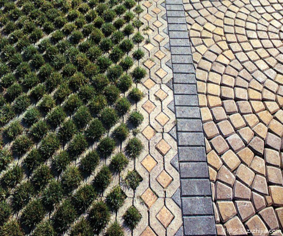 草坪砖的介绍