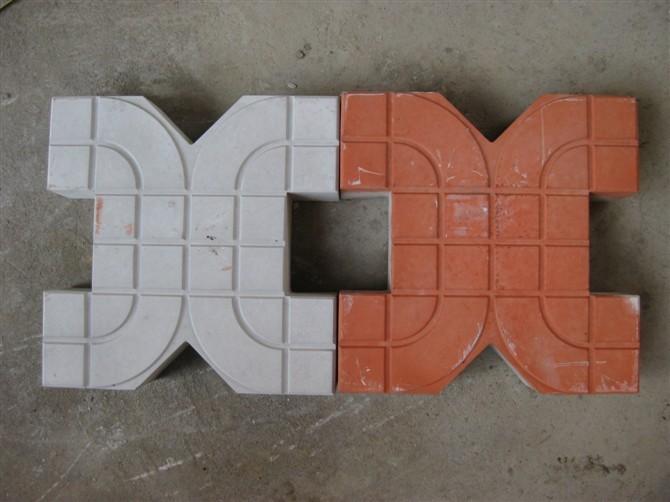 植草砖盲砖